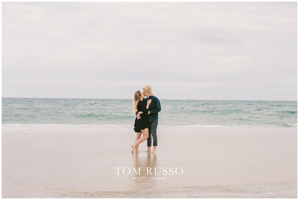 Brielle and Jack Long Beach Island Engagement Session 63