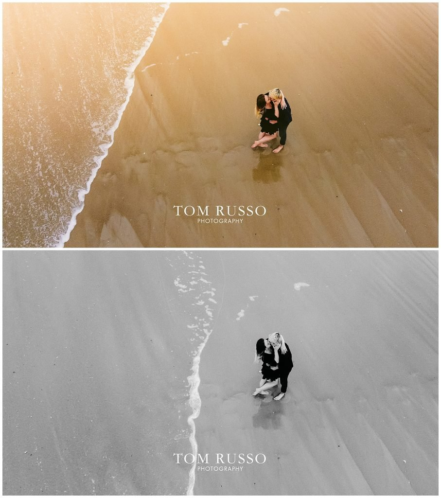 Brielle and Jack Long Beach Island Engagement Session 68