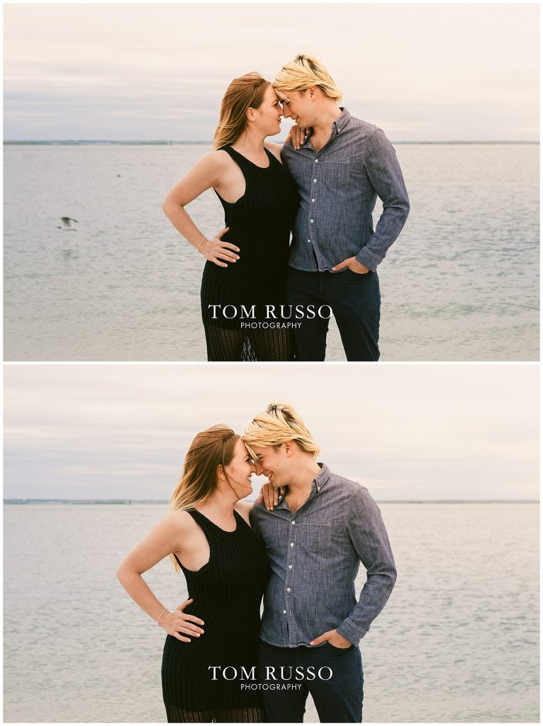 Brielle and Jack Long Beach Island Engagement Session 69