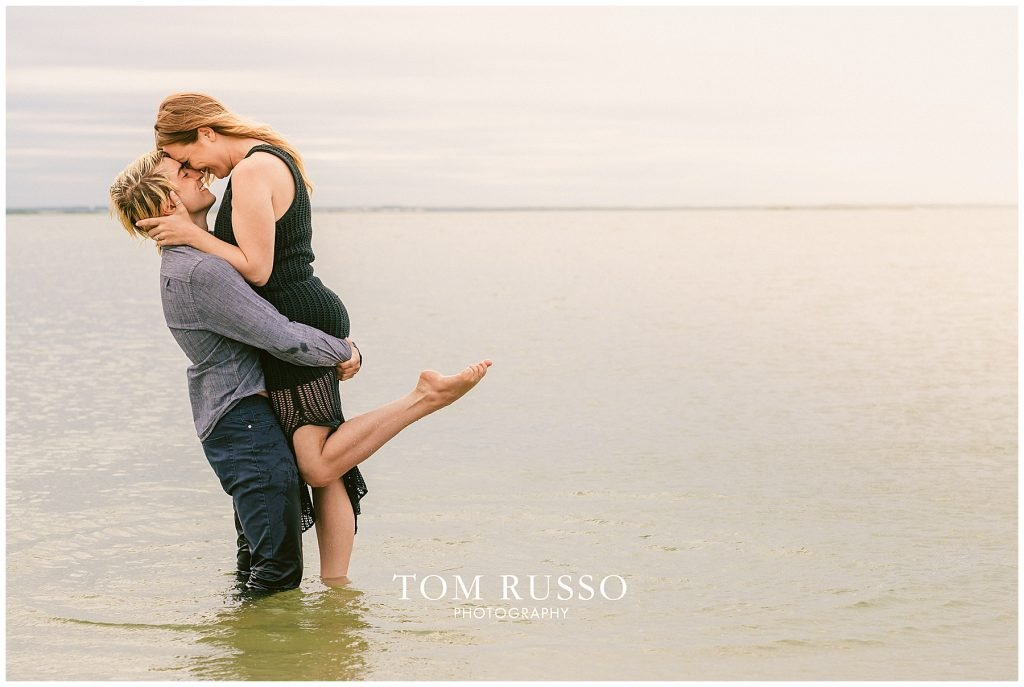 Brielle and Jack Long Beach Island Engagement Session 75