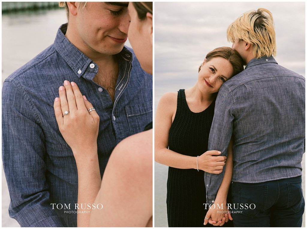 Brielle and Jack Long Beach Island Engagement Session 78