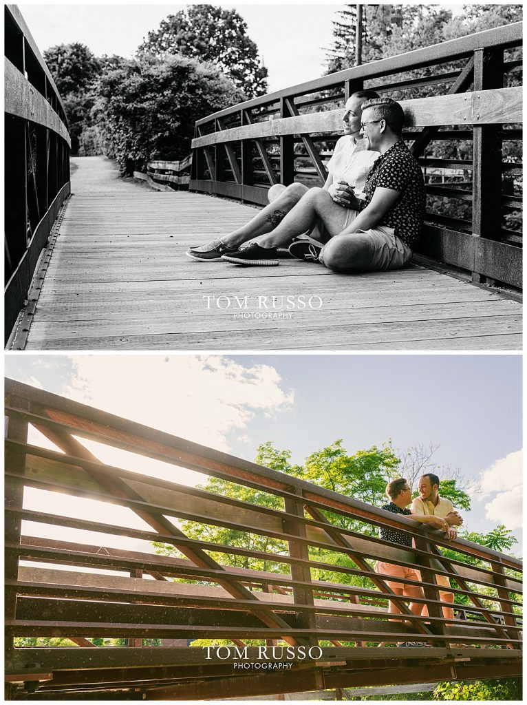 David and Chris Engagement Session New Hope PA 50