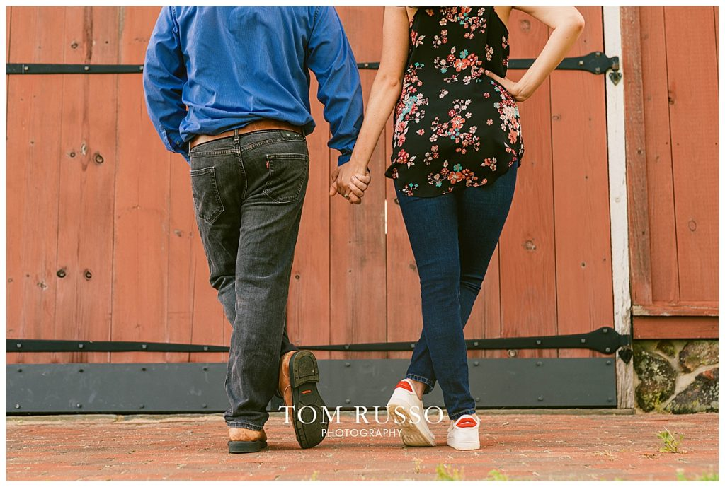 Emily and Andrew Engagement Session Allentown NJ 40