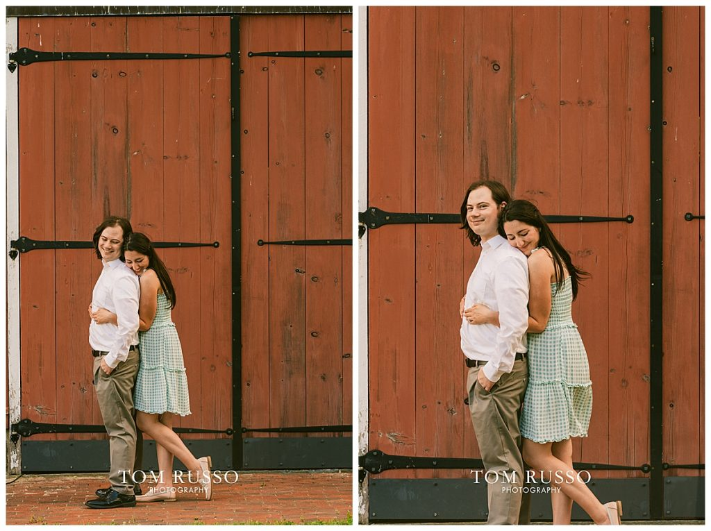 Emily and Andrew Engagement Session Allentown NJ 46