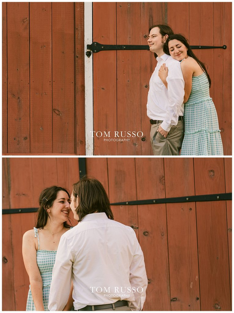 Emily and Andrew Engagement Session Allentown NJ 47