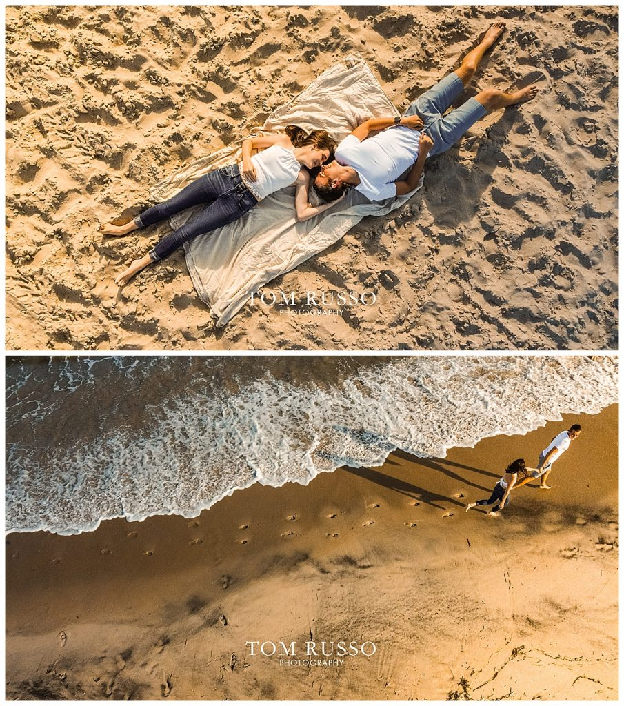 Jake and Nicole Engagement Session Long Beach Island NJ 53