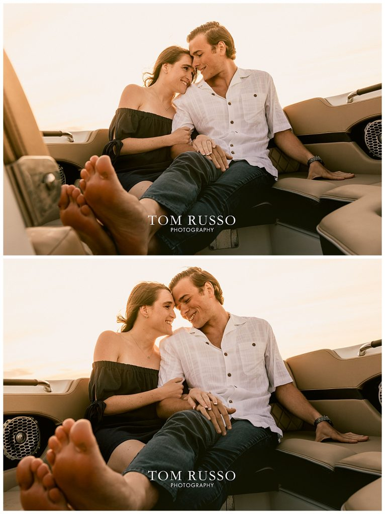 Jake and Nicole Engagement Session Long Beach Island NJ 67