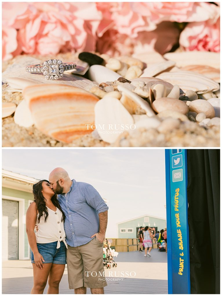 Engagement Session Point Pleasant NJ