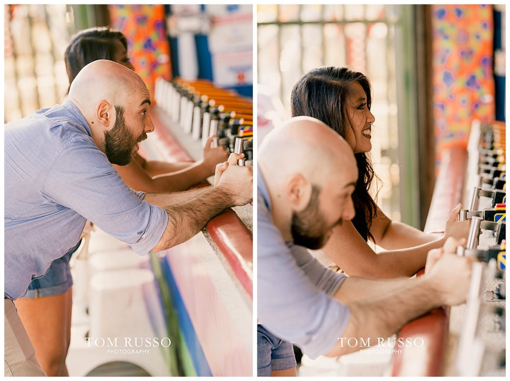 Jon and Kristina Engagement Session Point Pleasant Beach NJ 56