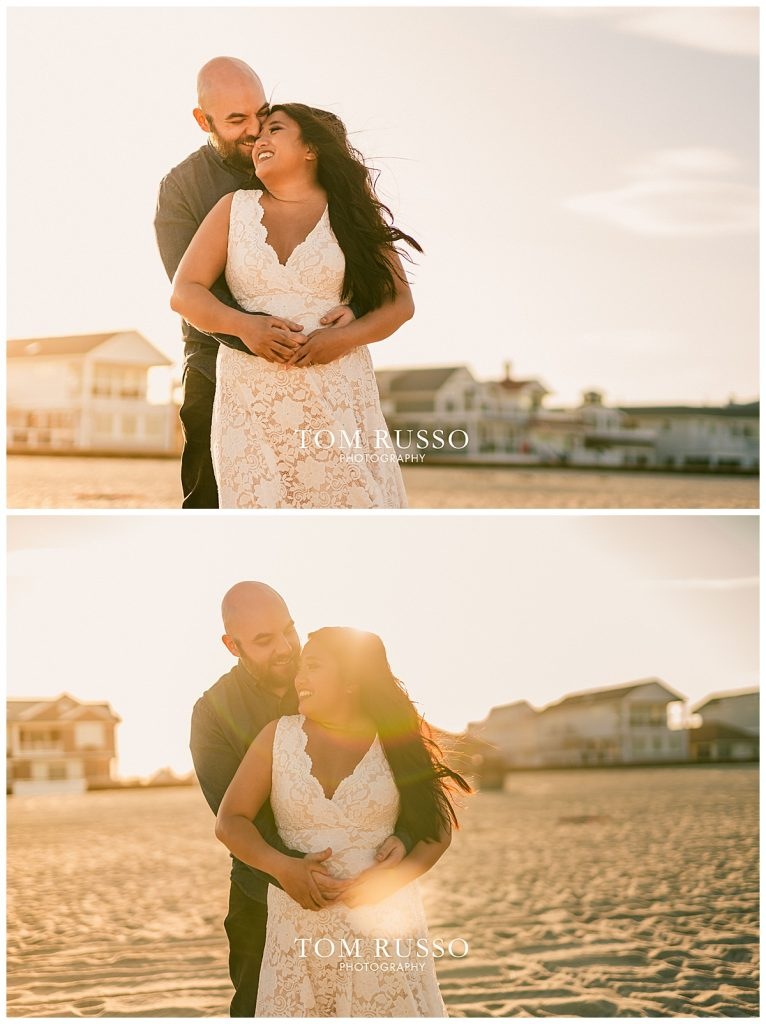 Jon and Kristina Engagement Session Point Pleasant Beach NJ 64