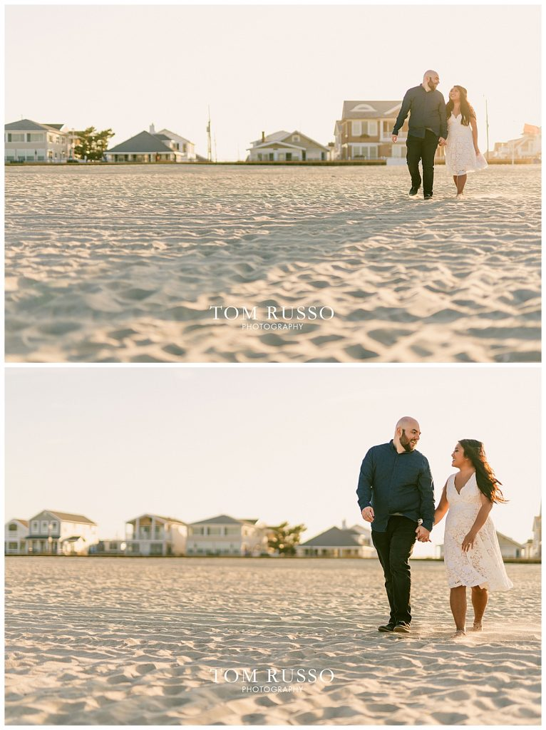 Jon and Kristina Engagement Session Point Pleasant Beach NJ 65
