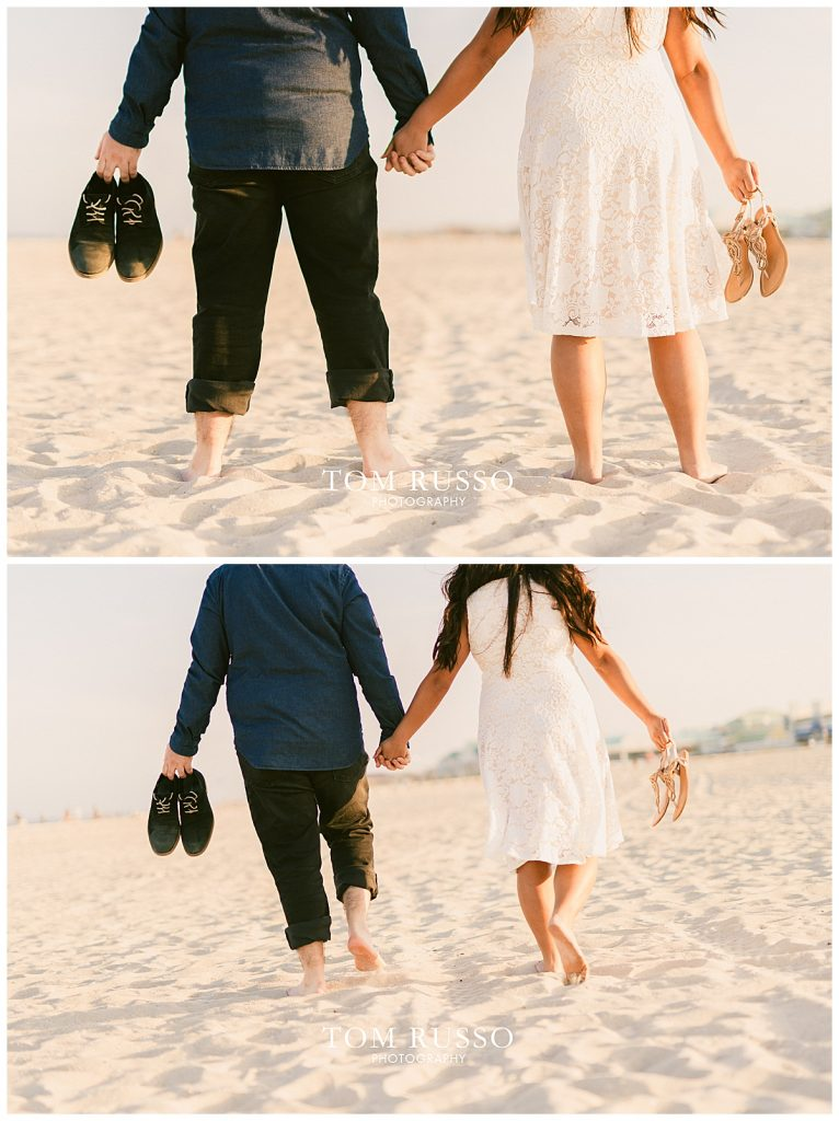 Jon and Kristina Engagement Session Point Pleasant Beach NJ 66