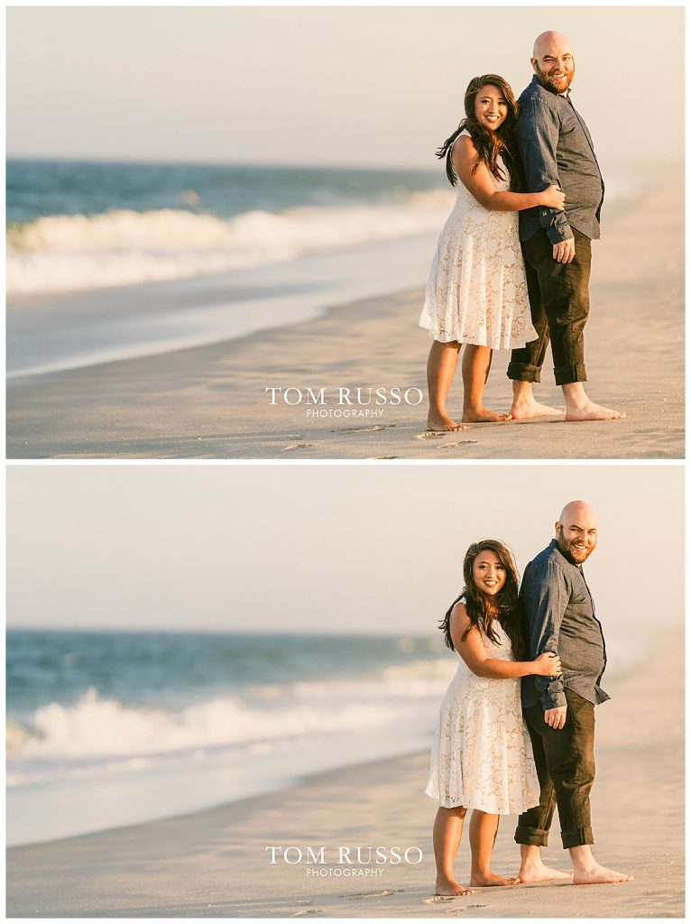 Jon and Kristina Engagement Session Point Pleasant Beach NJ 70
