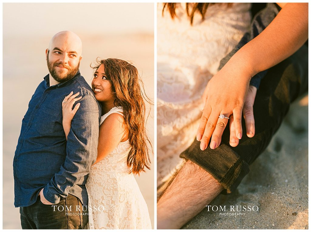 Jon and Kristina Engagement Session Point Pleasant Beach NJ 71