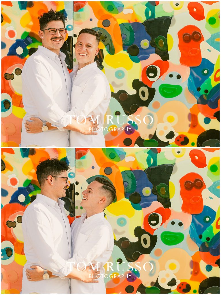 A.J. and Nick Engagement Session Asbury Park Asbury NJ 66