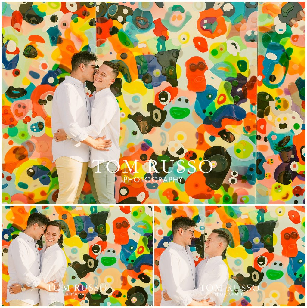 A.J. and Nick Engagement Session Asbury Park Asbury NJ 65