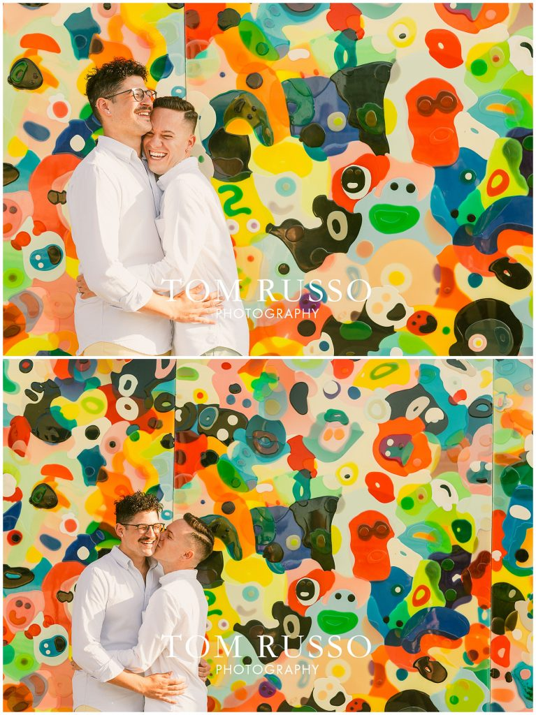 A.J. and Nick Engagement Session Asbury Park Asbury NJ 64