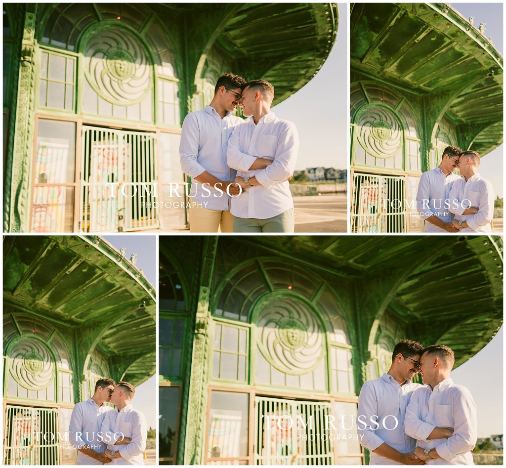 A.J. and Nick Engagement Session Asbury Park Asbury NJ 68