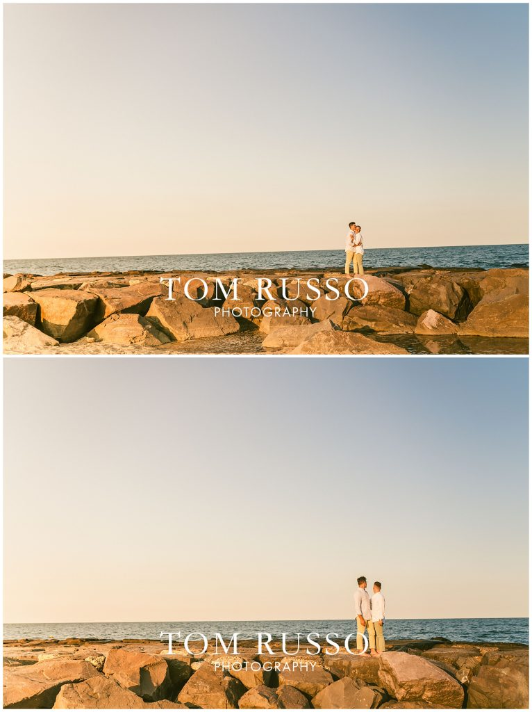 A.J. and Nick Engagement Session Asbury Park Asbury NJ 92