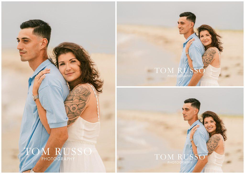 Amanda and Vinny Engagement Session Long Beach Island Holgate NJ 54