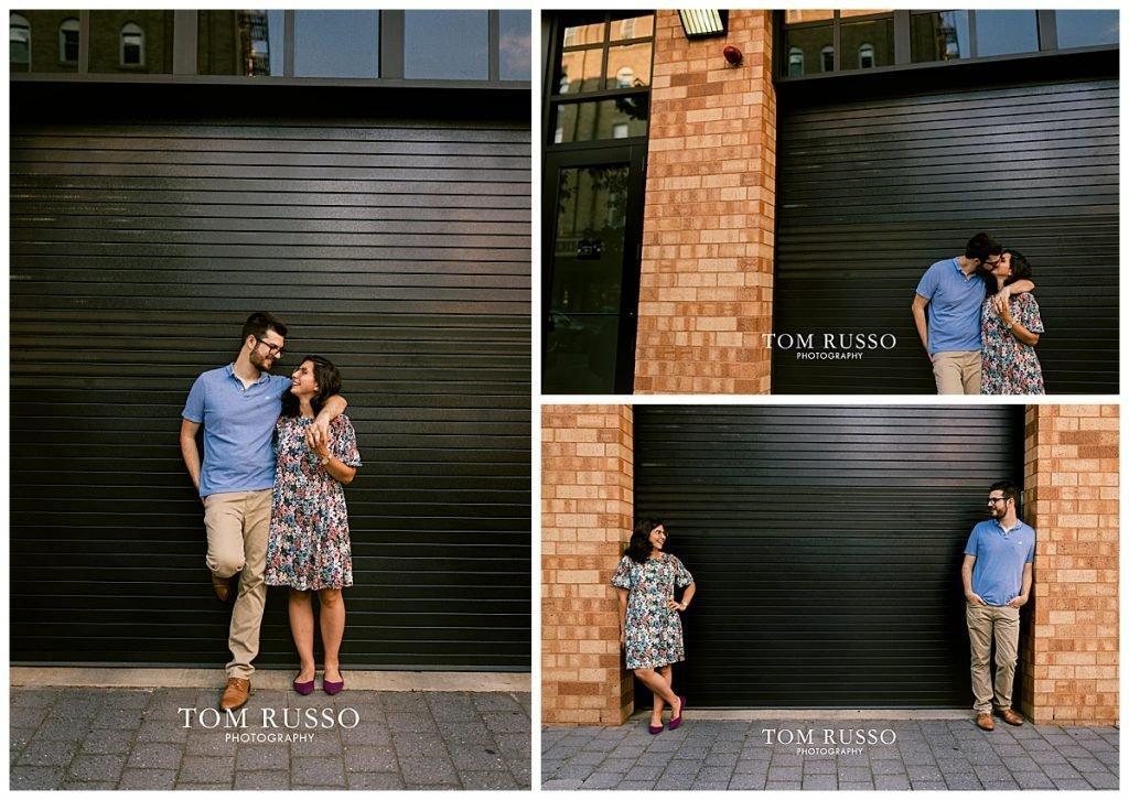 Bianca and Brandon Engagement Session Hoboken NJ 87