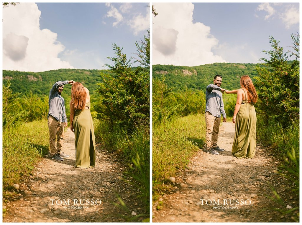 Engagement Session Appalachian Trail, Carolann and Bryan Engagement Session Appalachian Trail, Top Wedding Photographer Millstone NJ