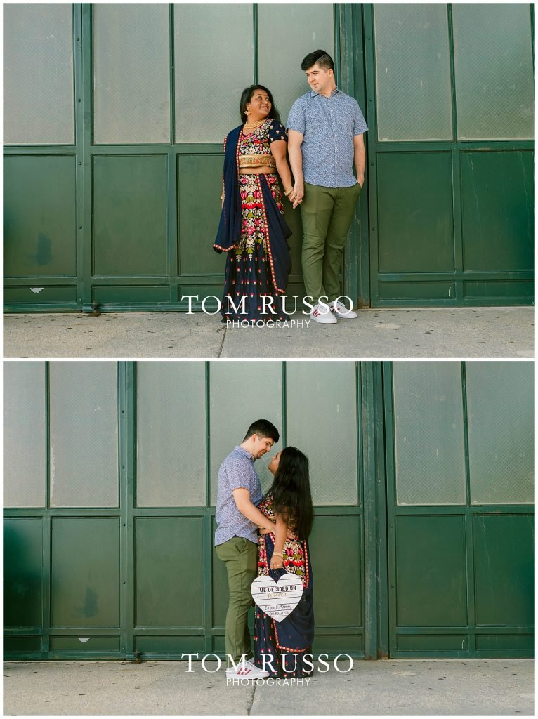 Ektaa and Danny Engagement Session Liberty State Park Jersey City NJ 40