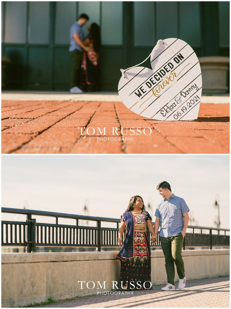 Ektaa and Danny Engagement Session Liberty State Park Jersey City NJ 41