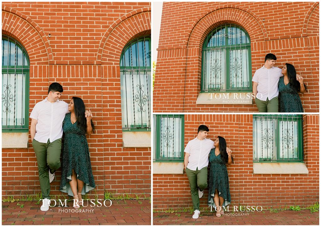 Ektaa and Danny Engagement Session Liberty State Park Jersey City NJ 43