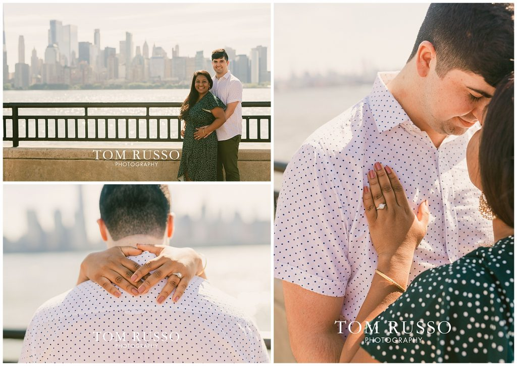 Ektaa and Danny Engagement Session Liberty State Park Jersey City NJ 46