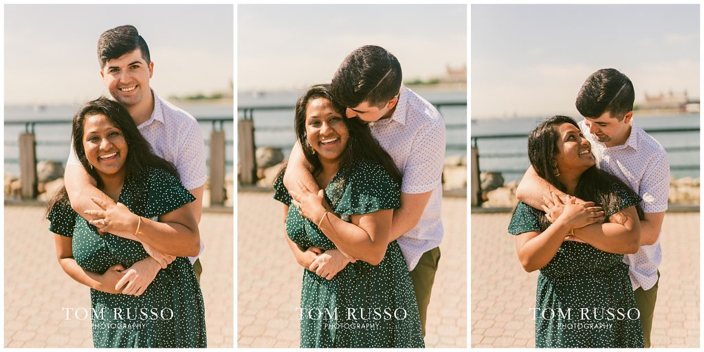 Ektaa and Danny Engagement Session Liberty State Park Jersey City NJ 50