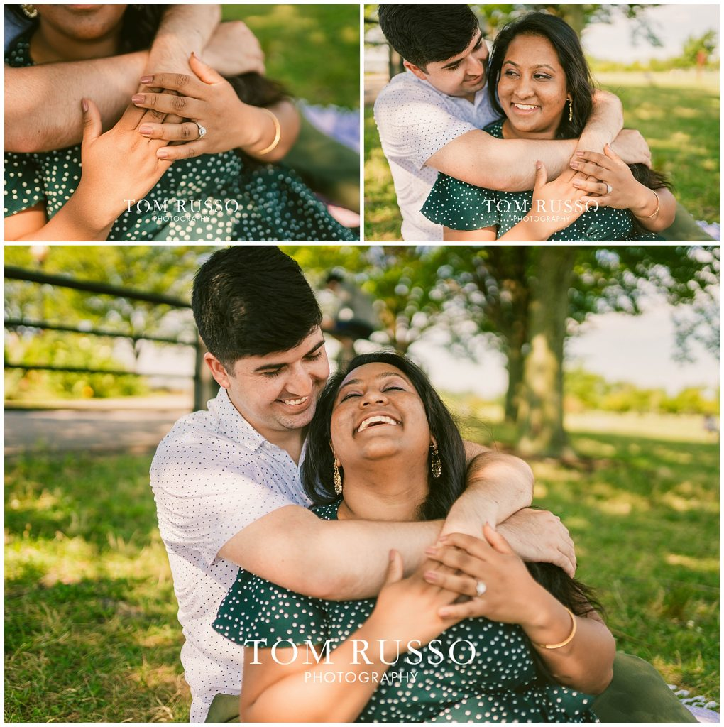 Ektaa and Danny Engagement Session Liberty State Park Jersey City NJ 53