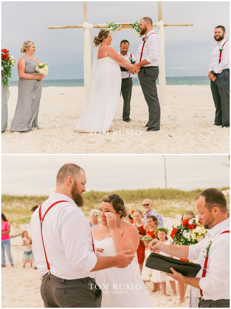 Lezlee and Zach Wedding Orange Beach AL 225