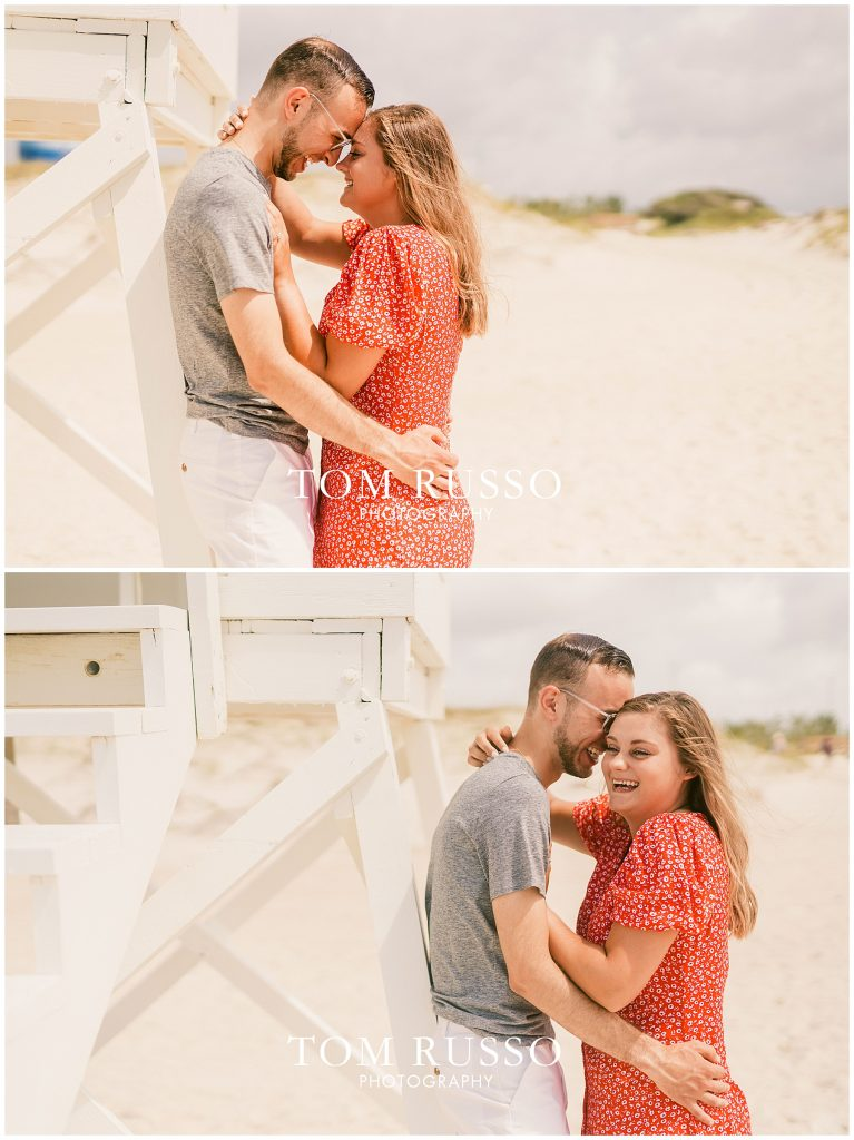 Matt and Lauren Engagement Session Gulf Shores AL 45