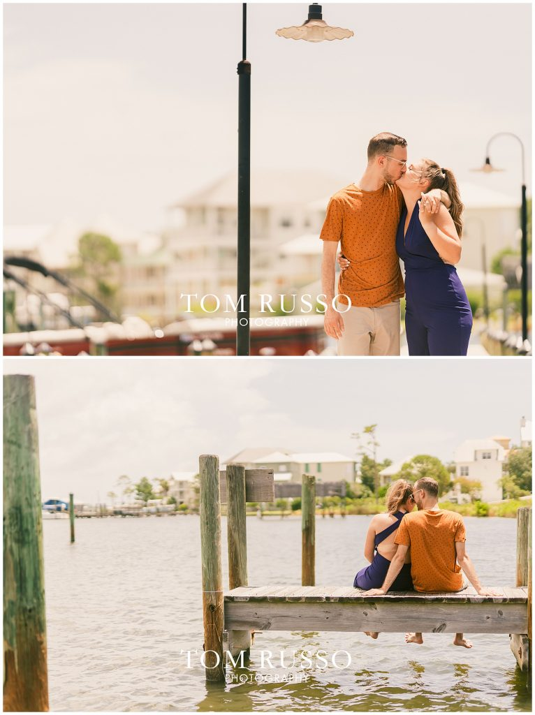 Matt and Lauren Engagement Session Gulf Shores AL 58