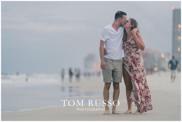 Matt and Lauren Engagement Session Gulf Shores AL 8