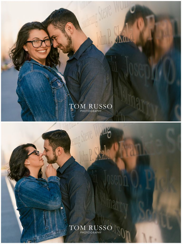 Liberty State Park Engagement Session