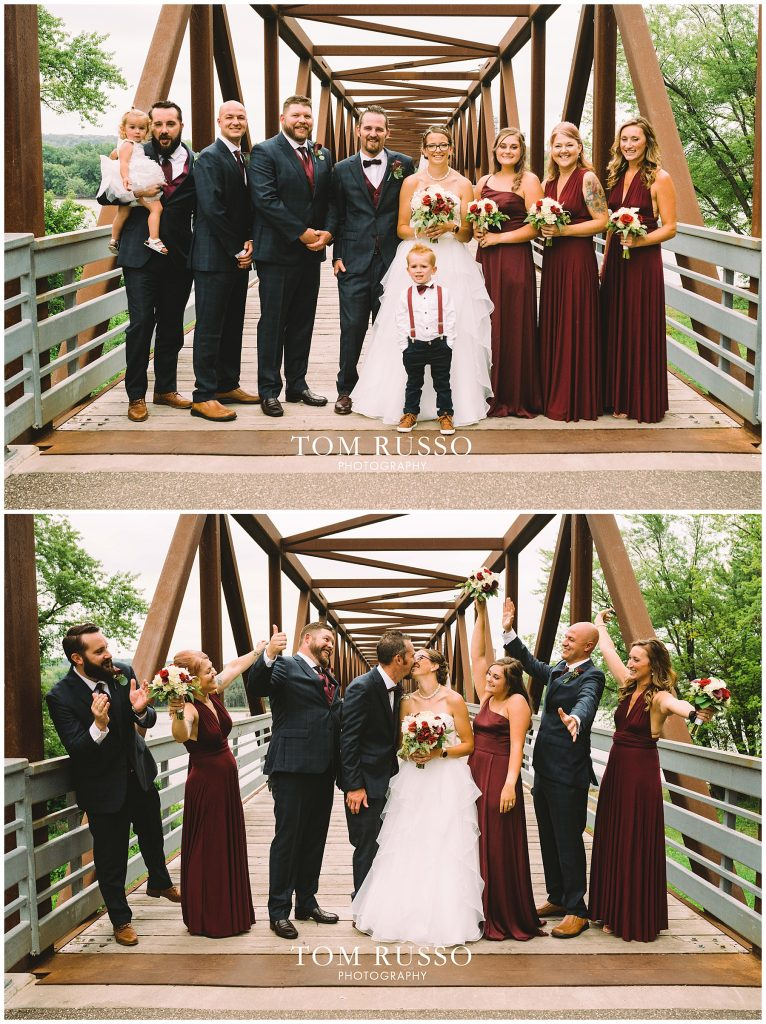 Ashley & Jason Wedding Minneapolis MN 129