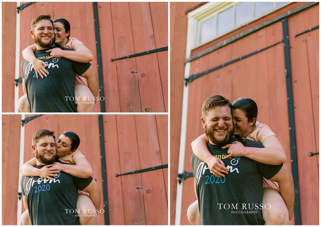 Mike & Gabi Engagement Session Allentown NJ 58