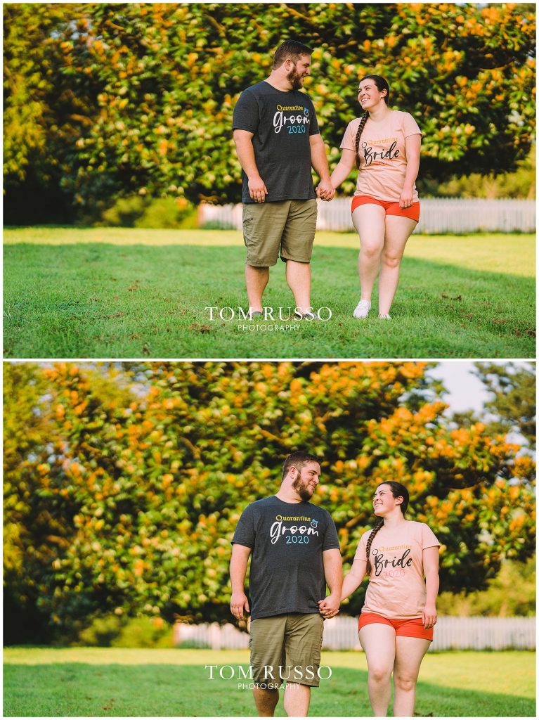 Mike & Gabi Engagement Session Allentown NJ 62