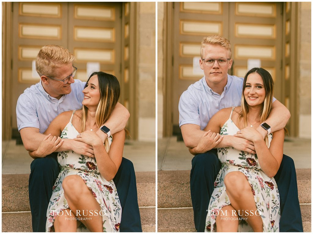 Kelly and Gavin St. Louis Engagement Session 55