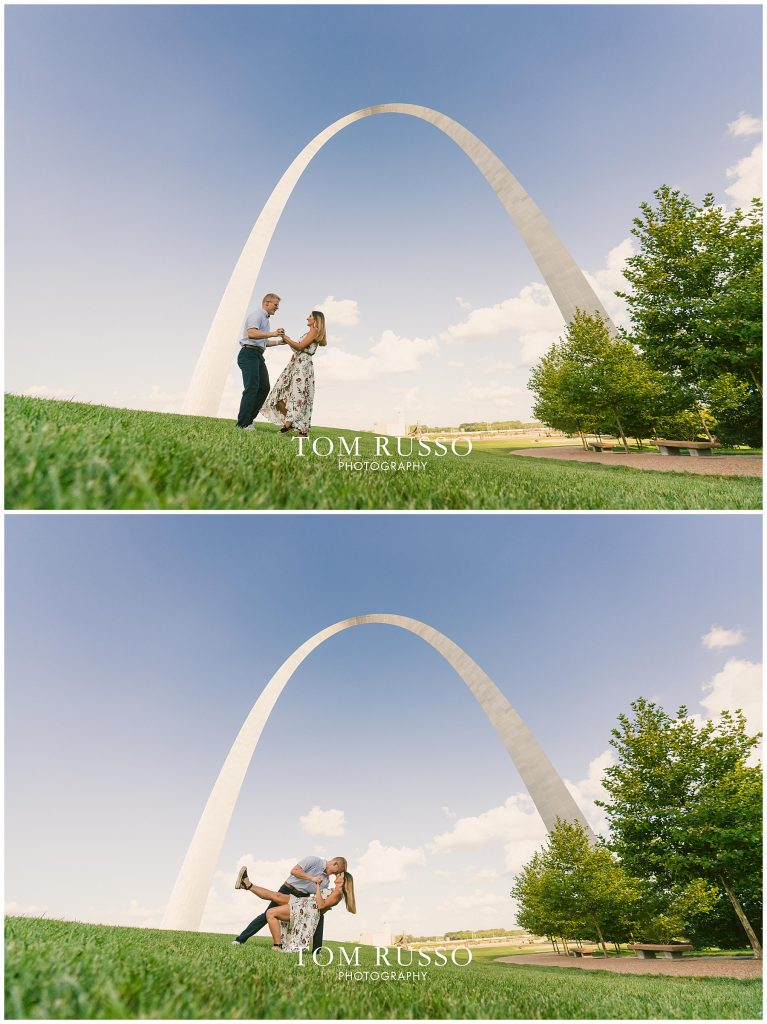Kelly and Gavin St. Louis Engagement Session 59
