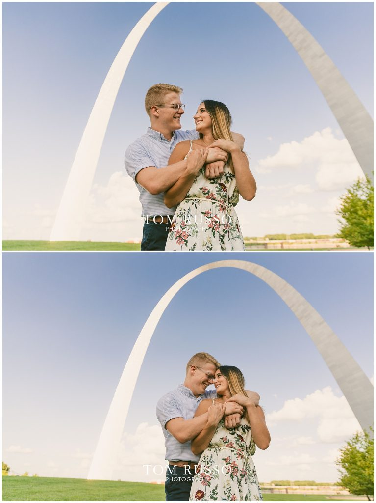 Kelly and Gavin St. Louis Engagement Session 60