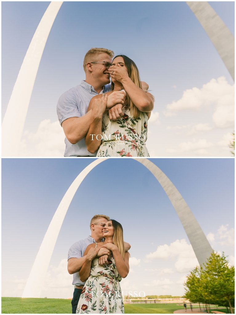 Kelly and Gavin St. Louis Engagement Session 61