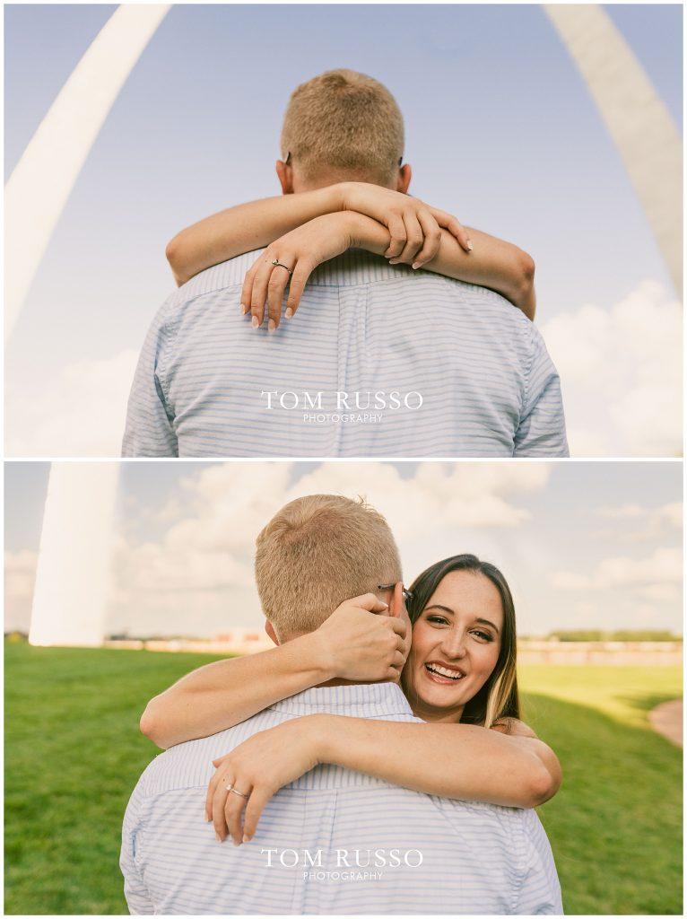 Kelly and Gavin St. Louis Engagement Session 62