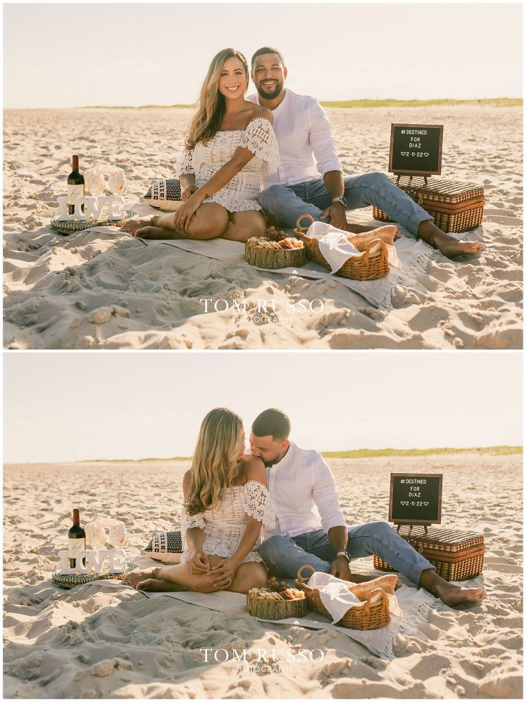Joel and Lillie Engagement Session Long Beach Island NJ 105