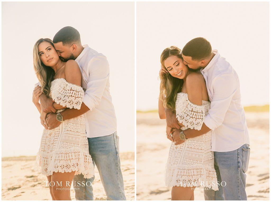 Joel and Lillie Engagement Session Long Beach Island NJ 113
