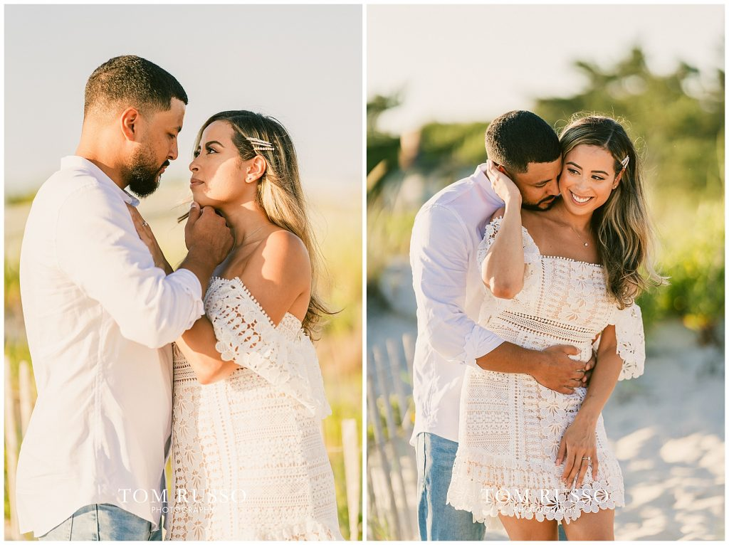 Joel and Lillie Engagement Session Long Beach Island NJ 121