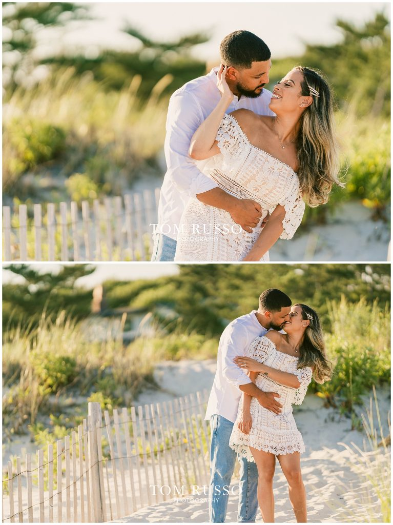 Joel and Lillie Engagement Session Long Beach Island NJ 122