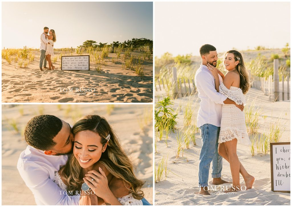 Joel and Lillie Engagement Session Long Beach Island NJ 125